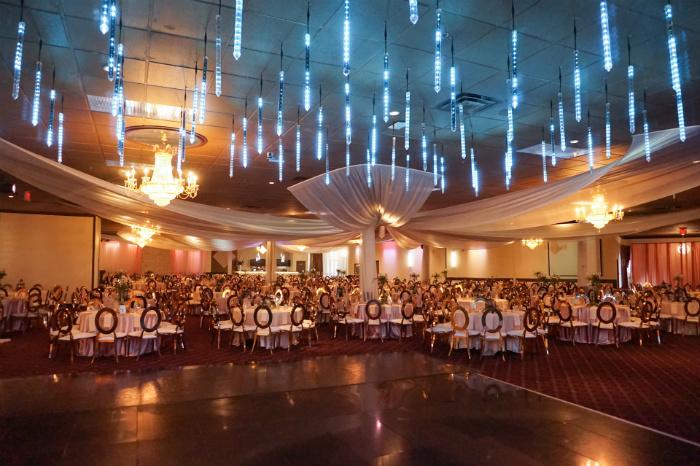 Eco-friendly Wedding Reception